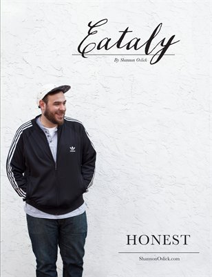 HONEST Magazine: Eataly, Summer 2014