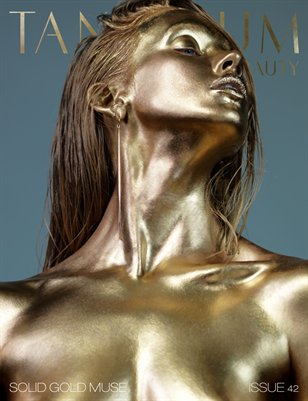 "Tantalum Magazine Issue 42 ""Beauty Edition"" // February 2015"
