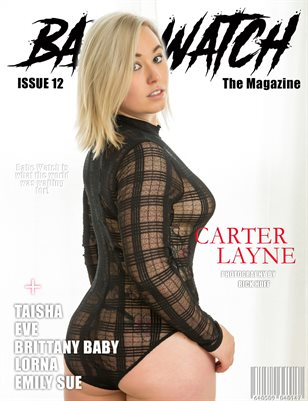 BABE WATCH ISSUE 12 FT CARTER