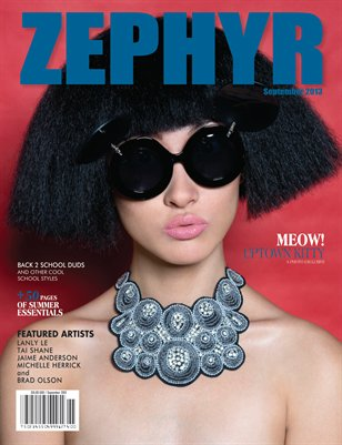 ZEPHYR Magazine - Sep. 2013 [Issue #11]