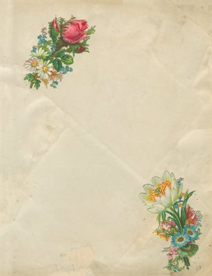 VICTORIAN SCRAPBOOK PAGES