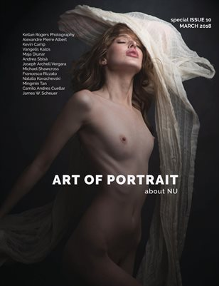 Art Of Portrait -  Issue 10 / Nu