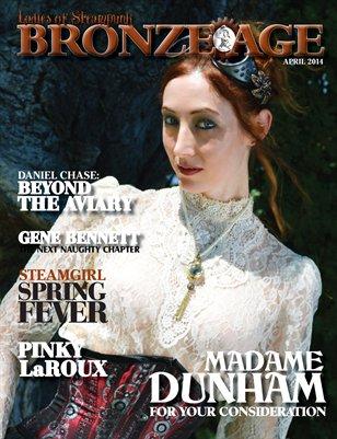 LoSP: Bronze Age, Vol.2 Issue 3 - NSFW