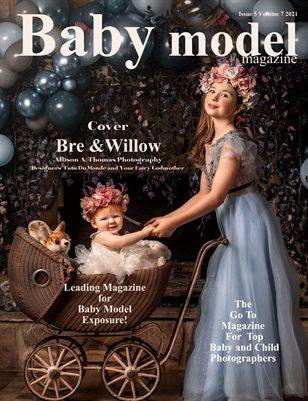 Baby Model Magazine Issue 5 Volume 7 2021