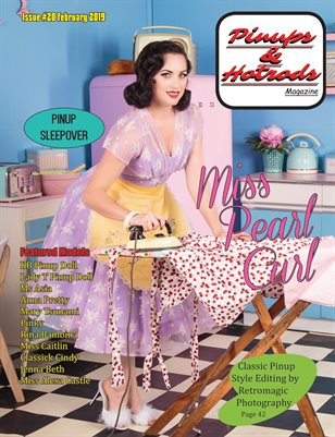 Pinups & Hotrods Issue #20