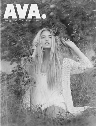 AVA magazine issue two