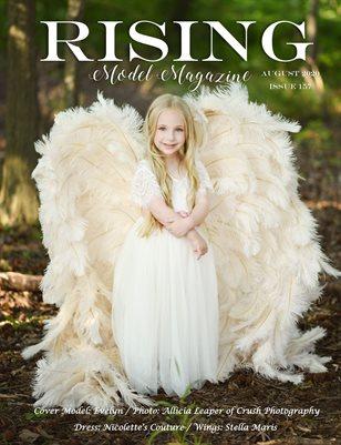 Rising Model Magazine Issue #157