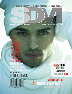 Swagga Digital Magazine Anniversary Issue Winter 2013