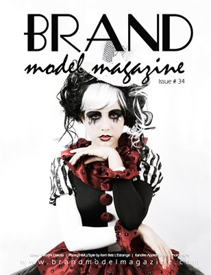 Brand Model Magazine  Issue # 34