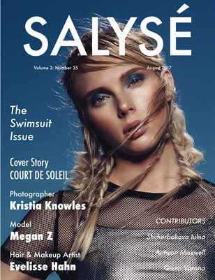 SALYSÉ Magazine | Vol 3:No 35 | August 2017 |