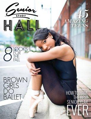 Senior Study Hall Magazine Fall 2014
