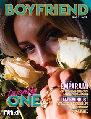 Boyfriend Magazine - Issue 15 - January 2021