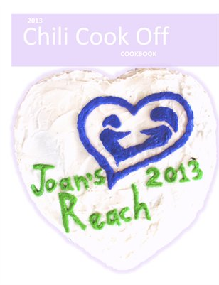 Joan's Reach Cookbook 2013