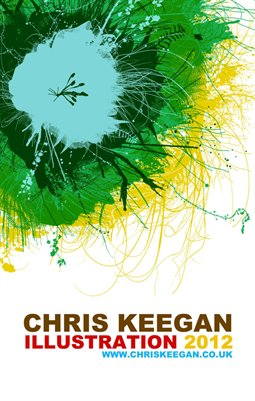 Chris Keegan Illustration 2012