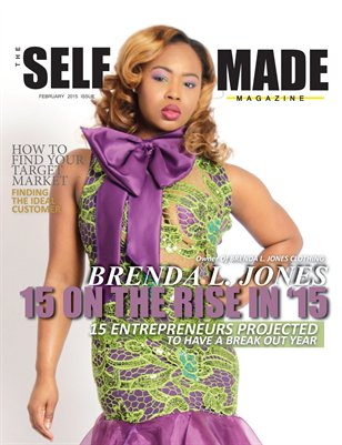 The Self-Made Magazine February 2015 Edition