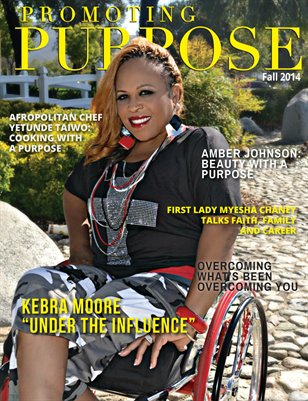 Promoting Purpose Fall 2014