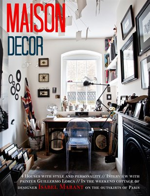 Maison decor n4 magcloud for Maison decour