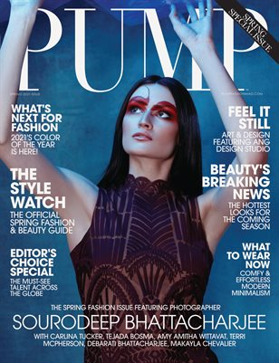 PUMP Magazine | The Fashion Issue | Vol.7 | 03/2021