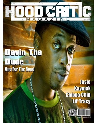 Hood Critic Magazine - Issue #5