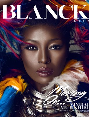 Blanck Lite Magazine Issue 2