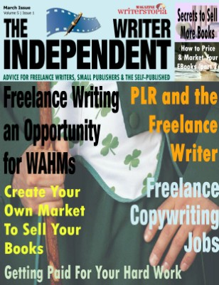 The Independent Writer Mar. 2012