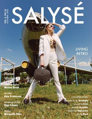 SALYSÉ Magazine | Vol 6 No 35 | OCTOBER 2020 |