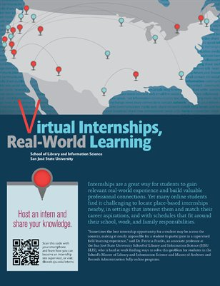 Virtual Internships, Real-World Learning