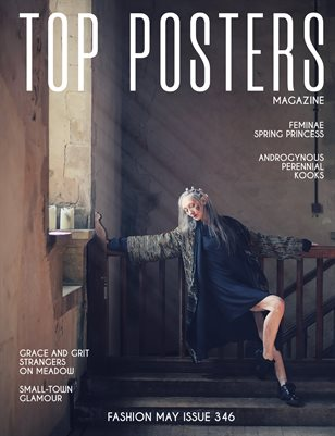 TOP POSTERS MAGAZINE - FASHION MAY (Vol 346)