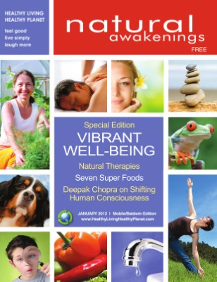 January 2012: Vibrant Well-Being