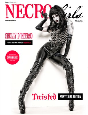 Necro Girls Magazine Issue #7 (August 2014)