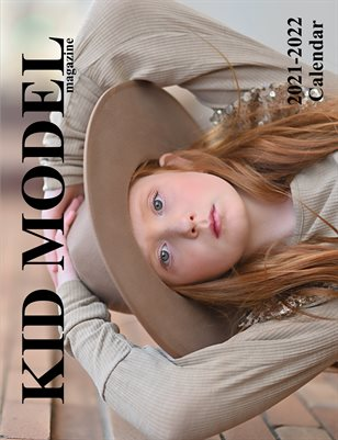 Kid Model Magazine 2021-2022 Calendar
