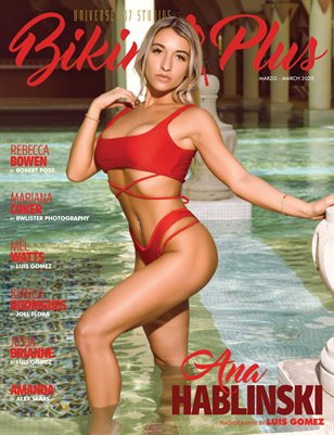 BIKINI PLUS MAGAZINE MARCH 2020