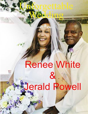 White & Powell Wedding