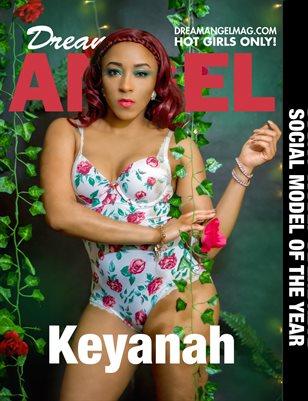 Dream Angel Magazine Issue 10 -Keyanah