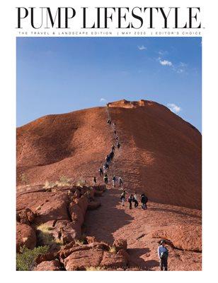 PUMP Magazine | Lifestyle | Travel & Landscape Art Edition