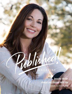 PUBLISHED! #15 Excerpt featuring Jennifer Weber!