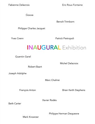 M Fine Arts Inaugural Exhibition Catalogue