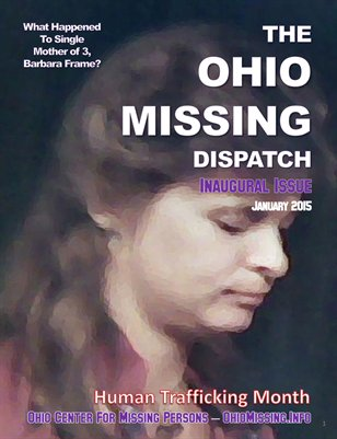 The Ohio Missing Dispatch - Jan