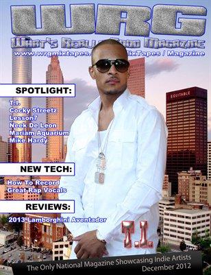 WRG Magazine Dec 2012