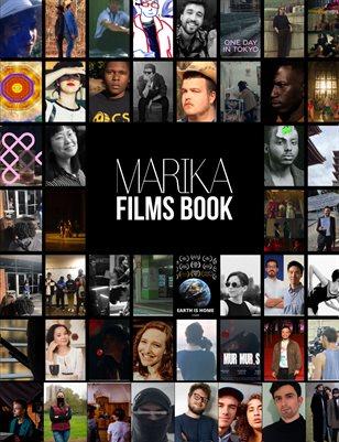 MARIKA MAGAZINE FILMS BOOK (ISSUE 3 - MAY)