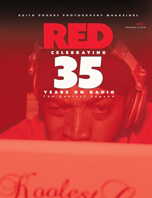 Kool DJ Red Alert Celebrating 35 Years