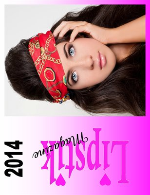 lipstik Magazine 2014 Calendar