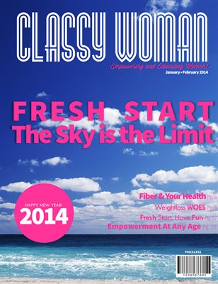 Classy Woman Magazine January/February Issue
