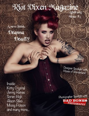Riot Vixen Magazine Issue #5