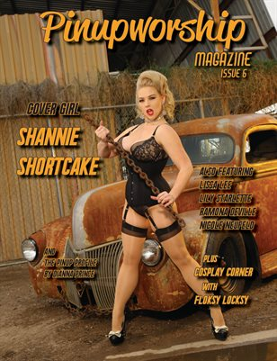 Pinupworship Magazine Issue 6 Cover 2