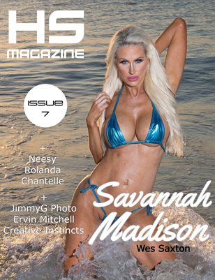 HunniShotz Magazine Issue 7 Savannah Edition