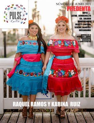Número de junio 2021 / Raquel Ramos y Karina  ruiz