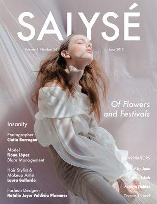 SALYSÉ Magazine | Vol 4 : No 54 | June 2018