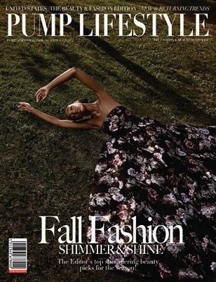 PUMP Lifestyle - The Beauty & Fashion Edition | November 2018 | V.XXI