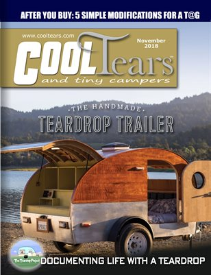 Cool Tears and Tiny Campers Magazine - November 2018